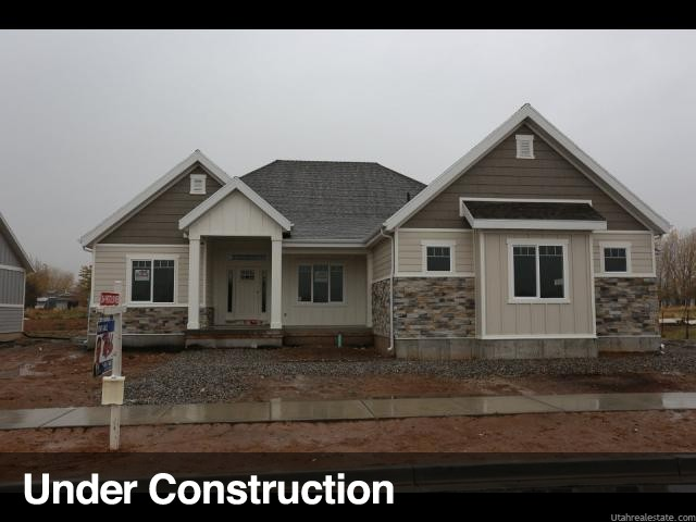 New Construction Homes in Springville Utah