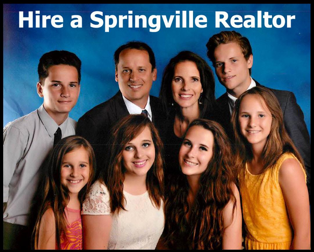 Homes for Sale Near Springville Junior High